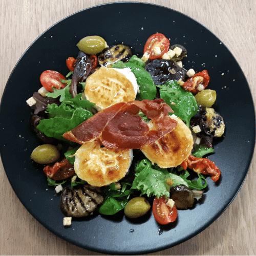 salade le quai gourmand